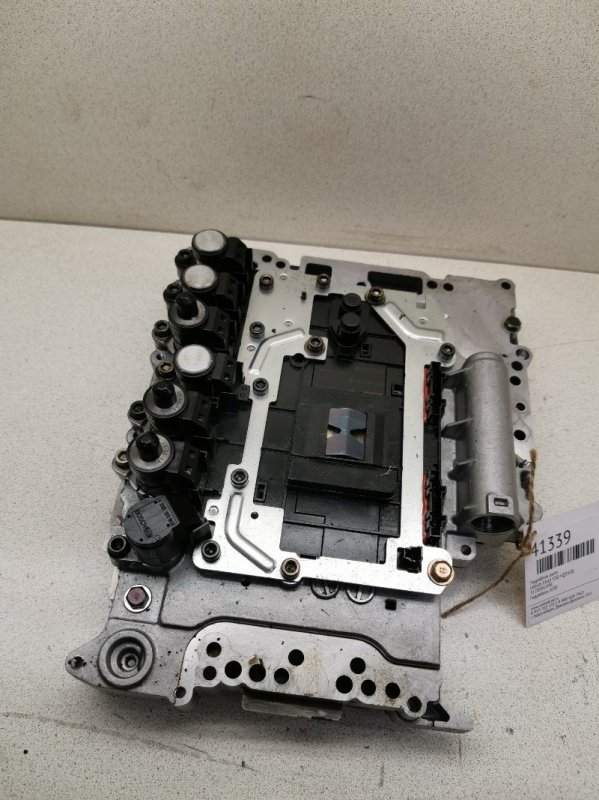 Гидроблок акпп Infiniti Fx45 S50 VQ35DE