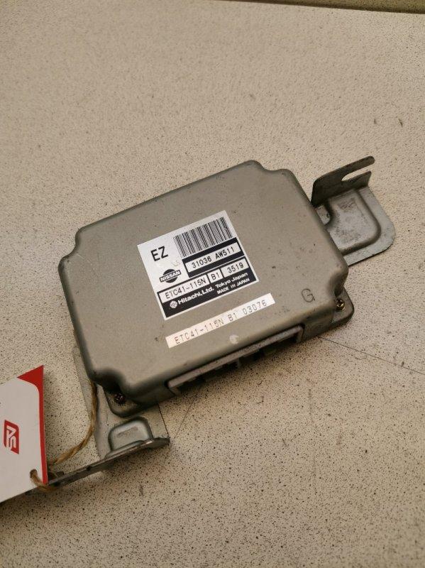 Блок управления кпп Nissan Primera TP12 QR20DE
