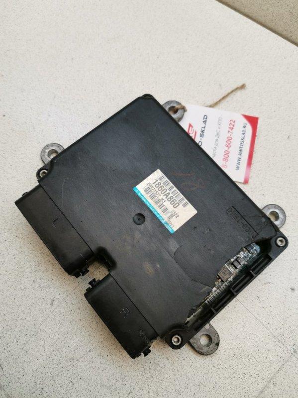 Блок управления efi Mitsubishi Lancer Evolution CY4A 4B11