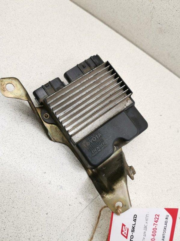 Блок управления форсунками Toyota Allion AZT240 1AZFSE