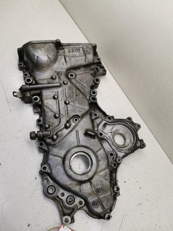 Лобовина двигателя Toyota Noah ZRR70W 3ZRFAE