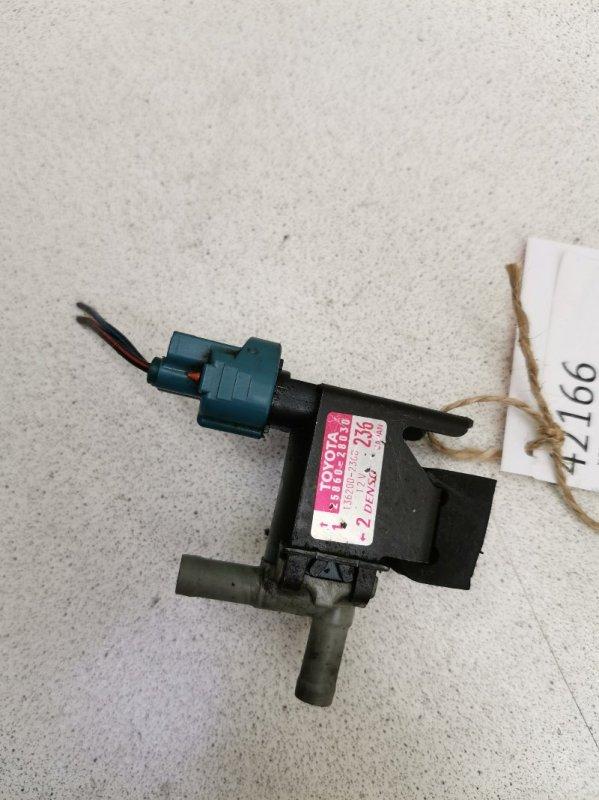 Клапан вакуумный Toyota Noah AZR60 1AZFSE