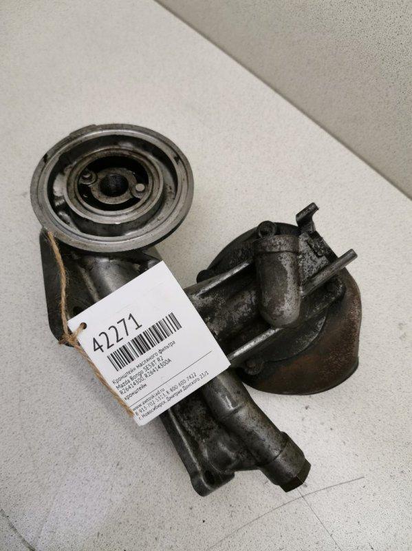 Кронштейн масляного фильтра Mazda Bongo SE58T R2