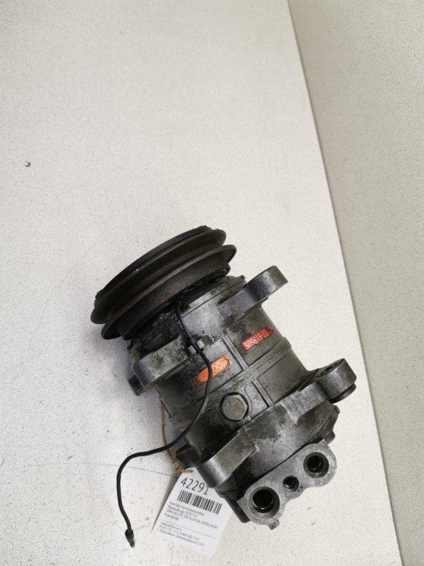 Компрессор кондиционера Mazda Bongo SE58T R2