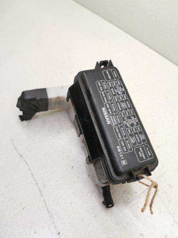 Блок предохранителей Nissan Sunny B15 QG13DE