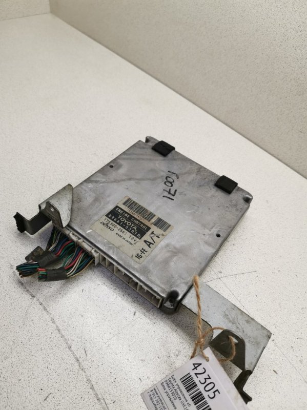 Блок управления efi Toyota Altezza GXE10 1GFE