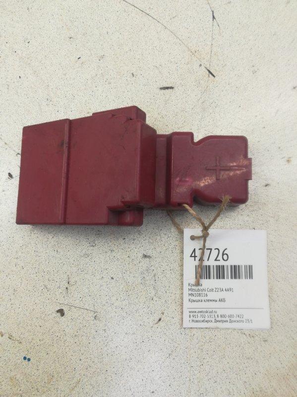 Крышка Mitsubishi Colt Z23A 4A91