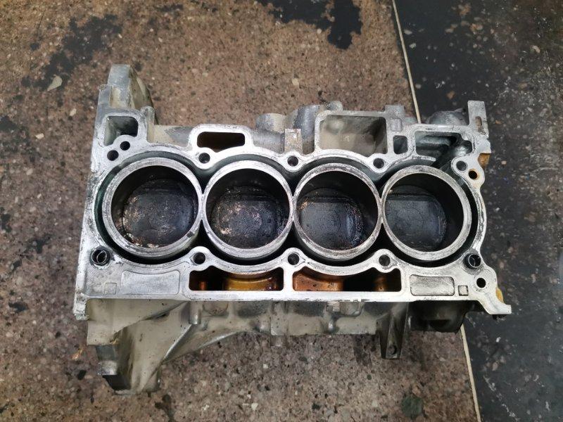 Блок цилиндров Nissan Note E11 HR15DE