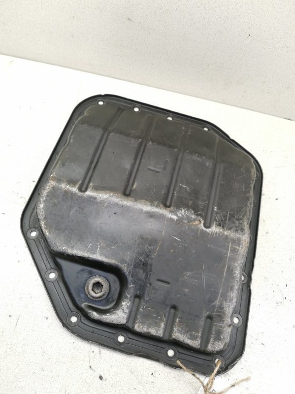 Поддон кпп Toyota Funcargo ZZT241W 1NZFE