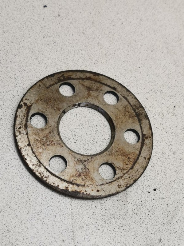 Шайба коленвала Toyota Caldina ET196 5EFE
