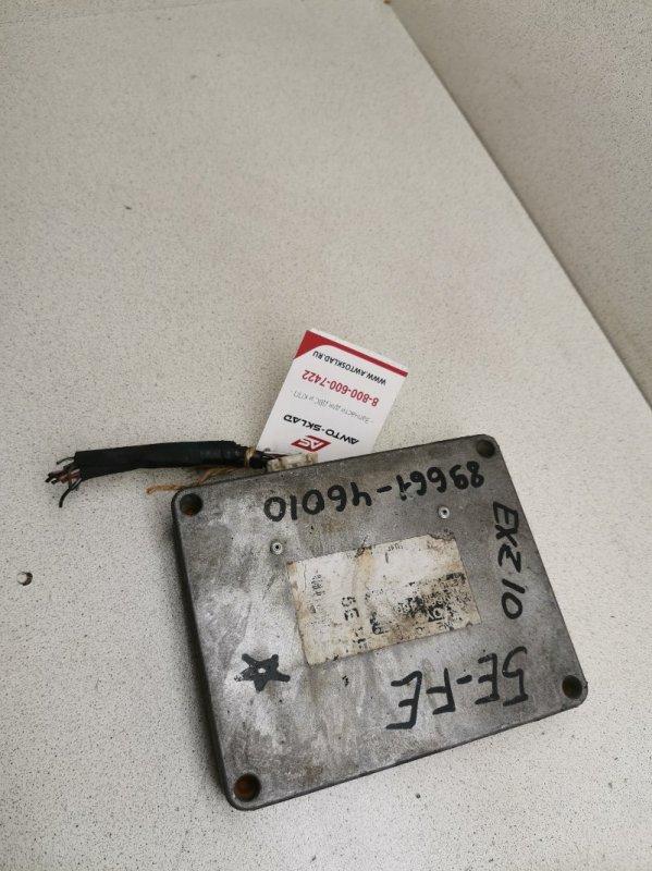 Блок управления Toyota Raum EXZ10 5EFE