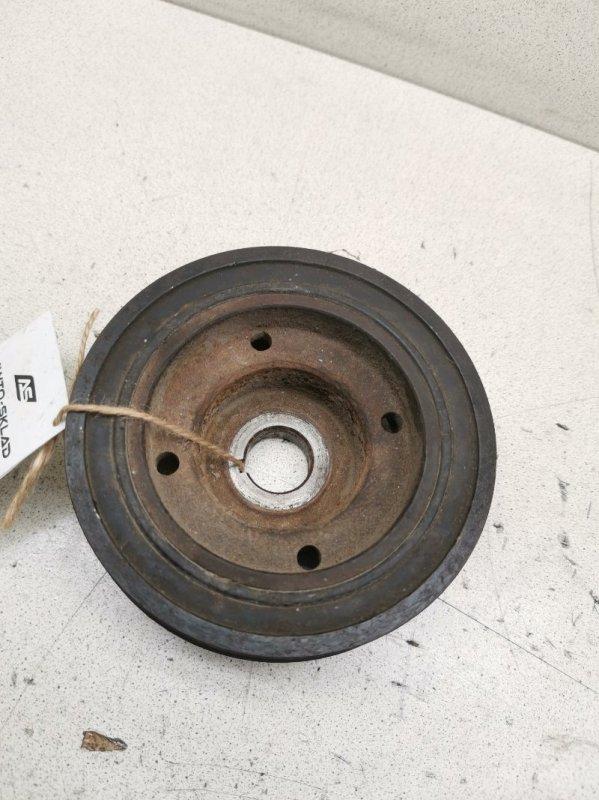 Шкив коленвала Subaru Legacy BM9 EJ255