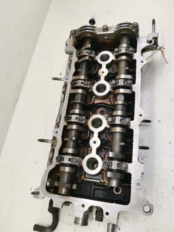 Головка блока цилиндров Toyota Wish ZNE10G 1ZZFE