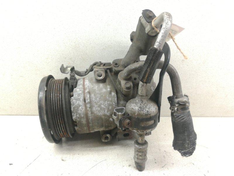 Компрессор кондиционера Toyota Estima MCR30 1MZFE