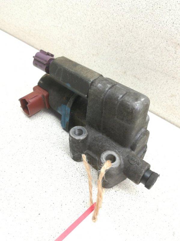 Клапан холостого хода Nissan Bluebird ENU14 SR18DE