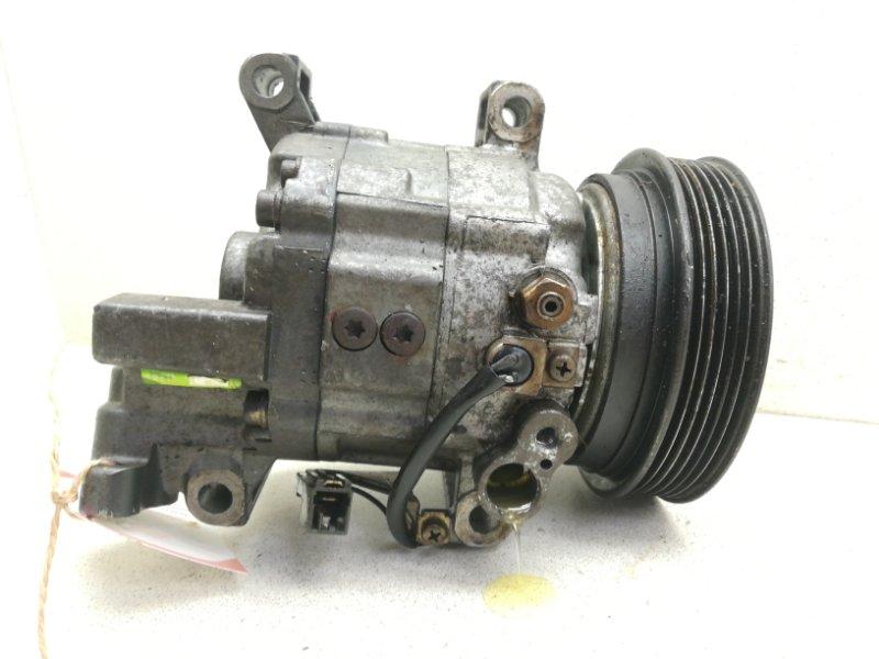 Компрессор кондиционера Nissan March K11 CG10DE