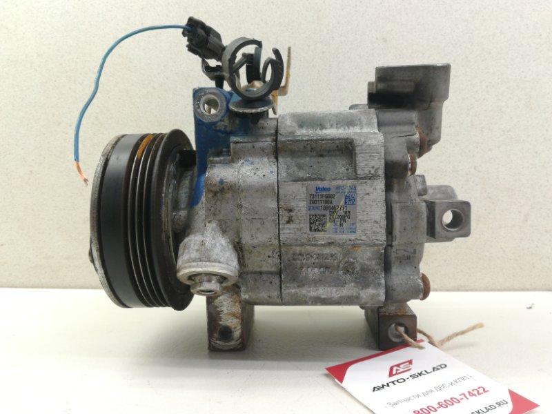 Компрессор кондиционера Subaru Forester SH5 204