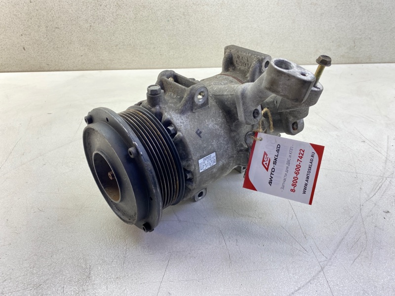 Компрессор кондиционера Toyota Ipsum ACM21W 2AZFE