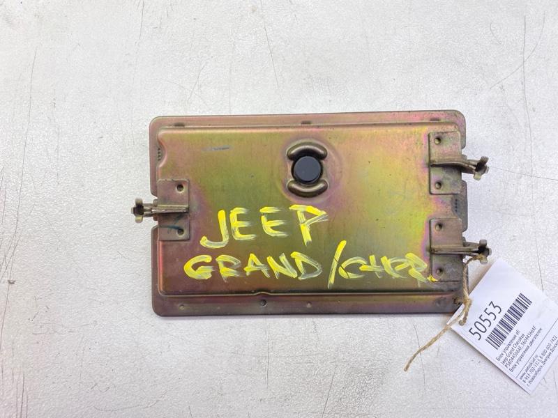 Блок управления efi Jeep Grand Cherokee