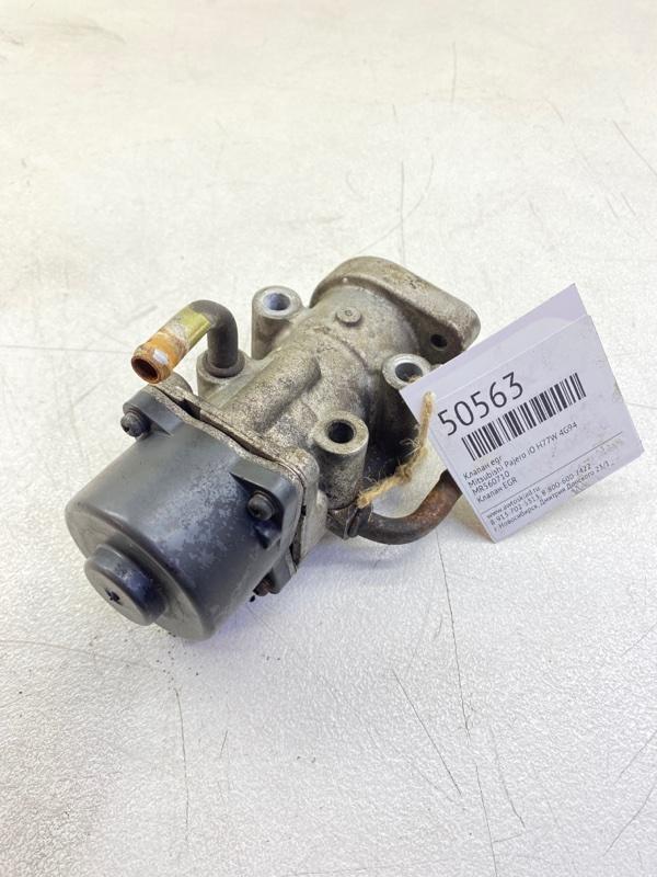 Клапан egr Mitsubishi Pajero Io H77W 4G94