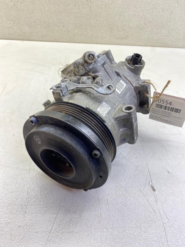 Компрессор кондиционера Toyota Allion ZRT260 2ZRFE