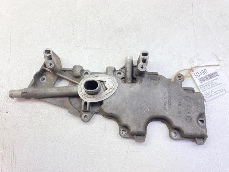 Крышка головки блока цилиндров Nissan Almera G15 K4M