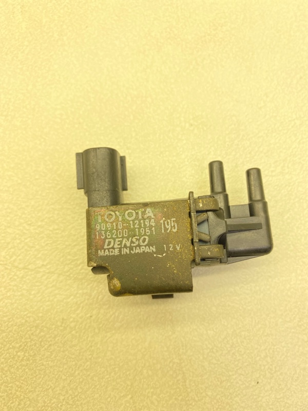 Клапан вакуумный Toyota Altezza GXE10 1GFE