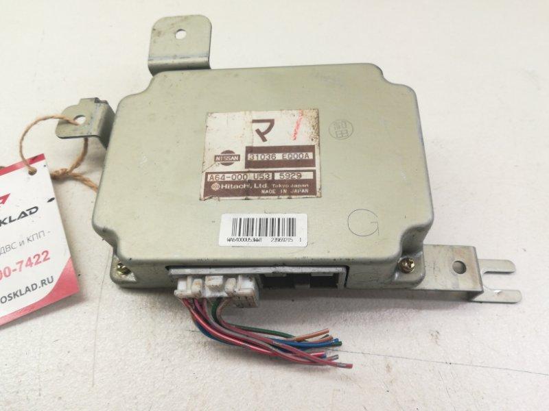 Блок управления кпп Nissan X-Trail NT30 QR20DE