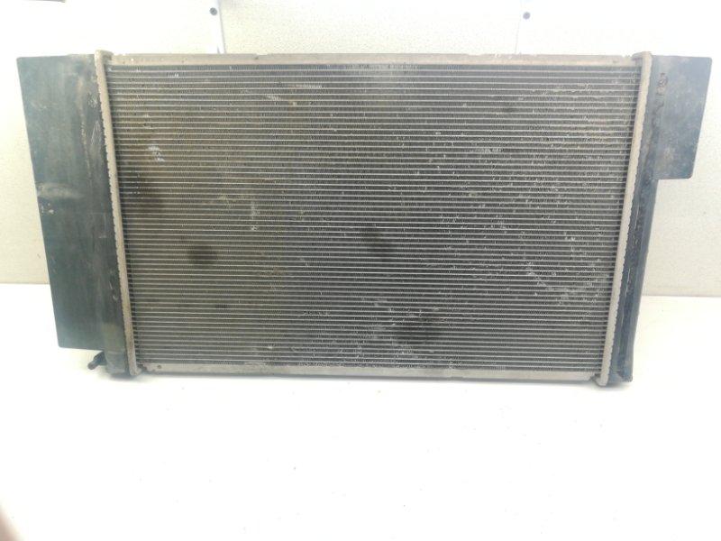 Радиатор Toyota Corolla ZRE151L 1ZRFE