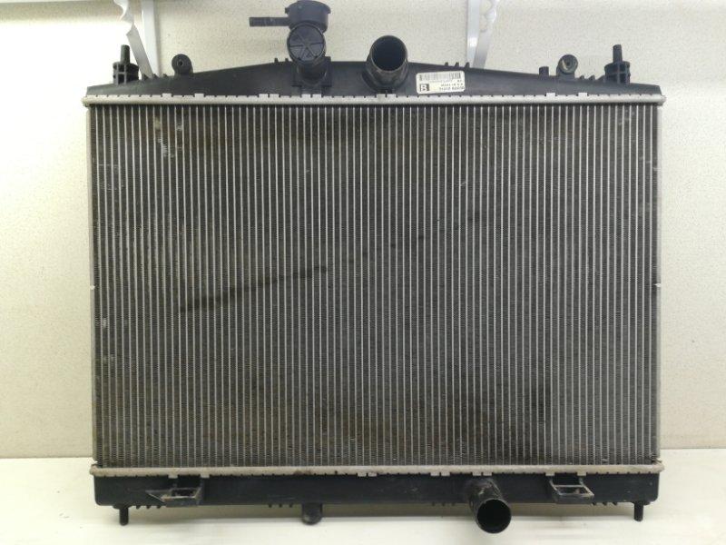 Радиатор Nissan Juke F15 HR16DE