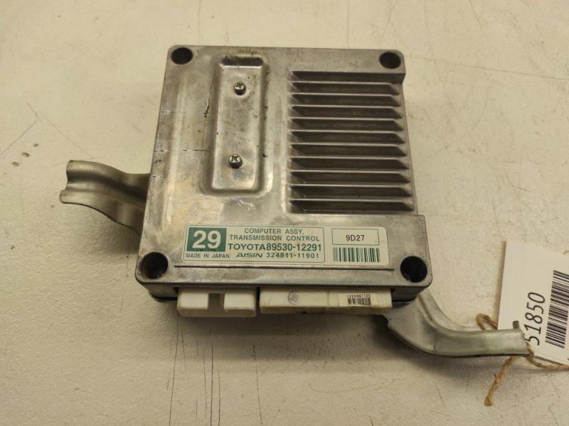 Блок управления кпп Toyota Corolla ZRE151L 1ZRFE