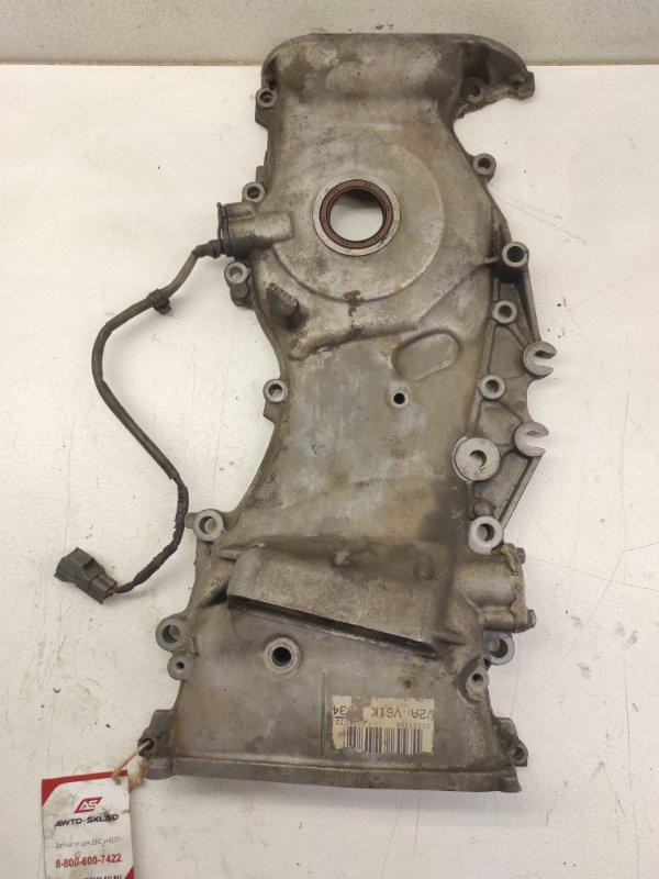 Лобовина двигателя Toyota Harrier ACU10W 2AZFE