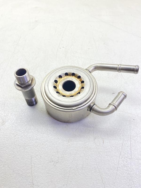 Теплообменник Nissan Qashqai J10E MR20DE