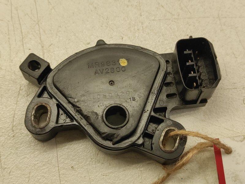 Датчик положения селектора акпп Mitsubishi Colt Plus Z21A 4G69