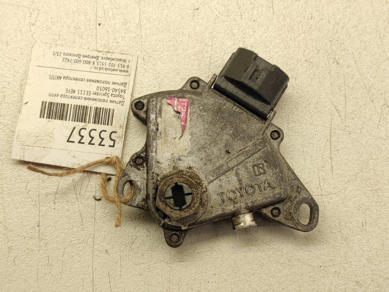 Датчик положения селектора акпп Toyota Sprinter EE111 4EFE