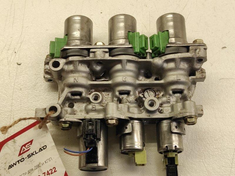 Блок соленоидов Mazda Capella Wagon GW5R FP