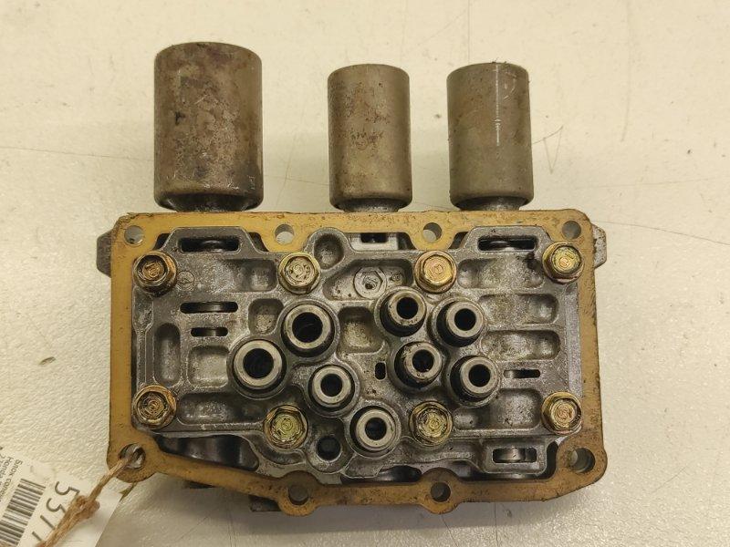 Блок соленоидов Honda Fit GD1 L15A