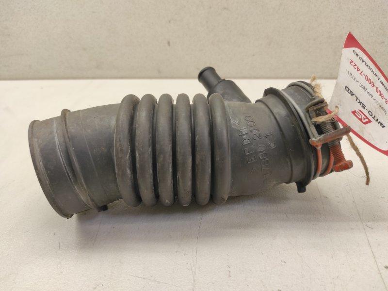 Патрубок воздушного фильтра Toyota Porte NCP145 1NZFE