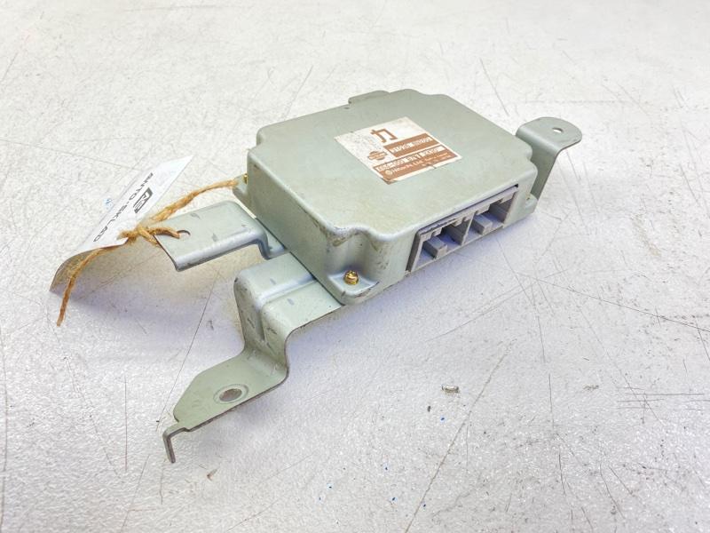 Блок управления кпп Nissan Bluebird Sylphy FG10 QG15DE