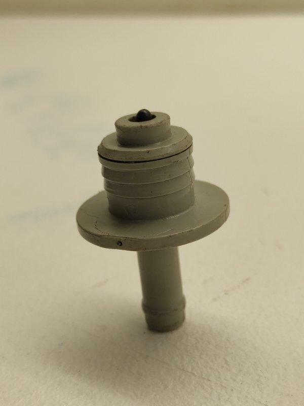 Клапан Toyota Ipsum ACM21 2AZFE