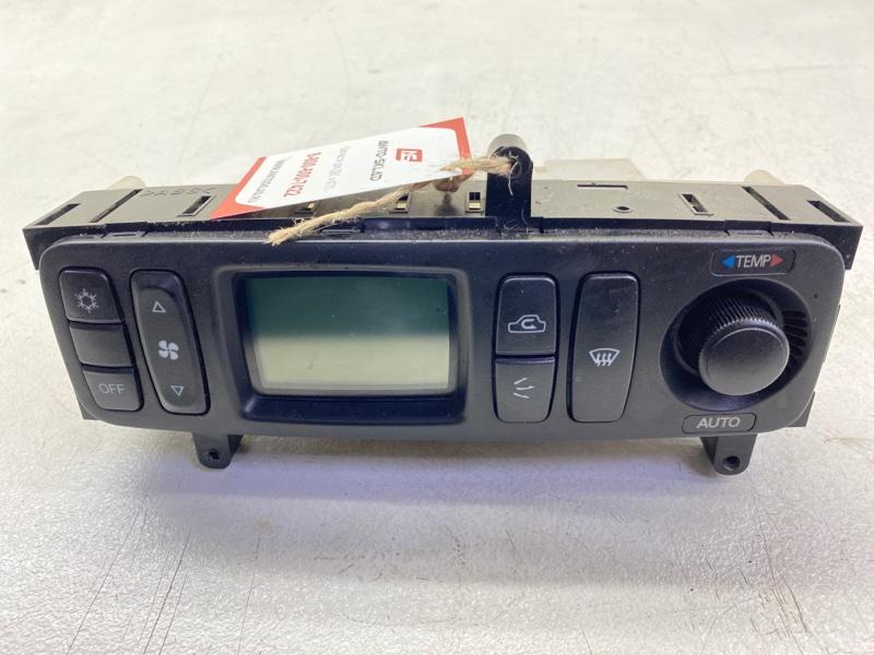 Климат-контроль Mitsubishi Pajero V55W 6G74