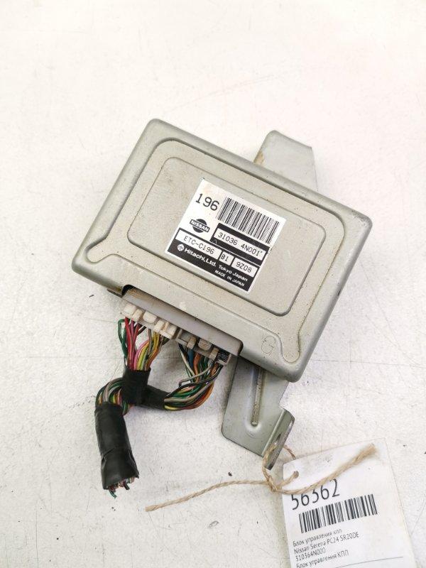 Блок управления кпп Nissan Serena PC24 SR20DE