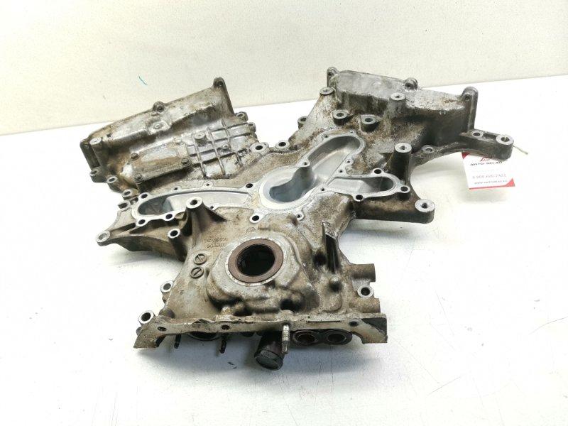 Лобовина двигателя Toyota Highlander GSU40 2GRFE
