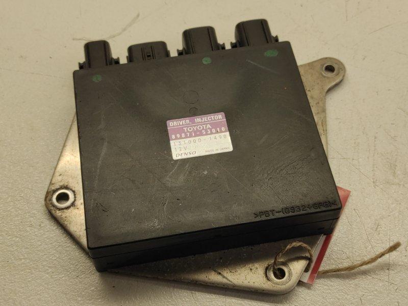 Блок управления форсунками Toyota Mark X GRX133 2GRFSE