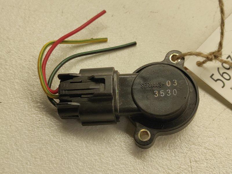 Датчик положения дроссельной заслонки Subaru Forester SG5 EJ202