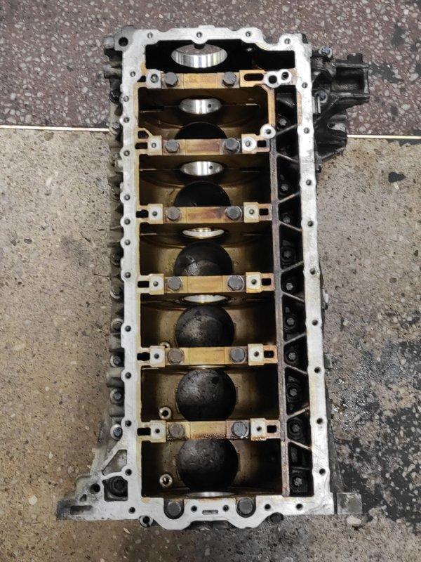 Блок цилиндров Bmw X6 E71 N54B30A