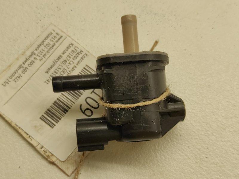 Клапан вакуумный Mazda Cx-7 ER3P L3