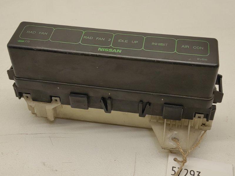 Блок реле Nissan Cube ANZ10 CGA3DE