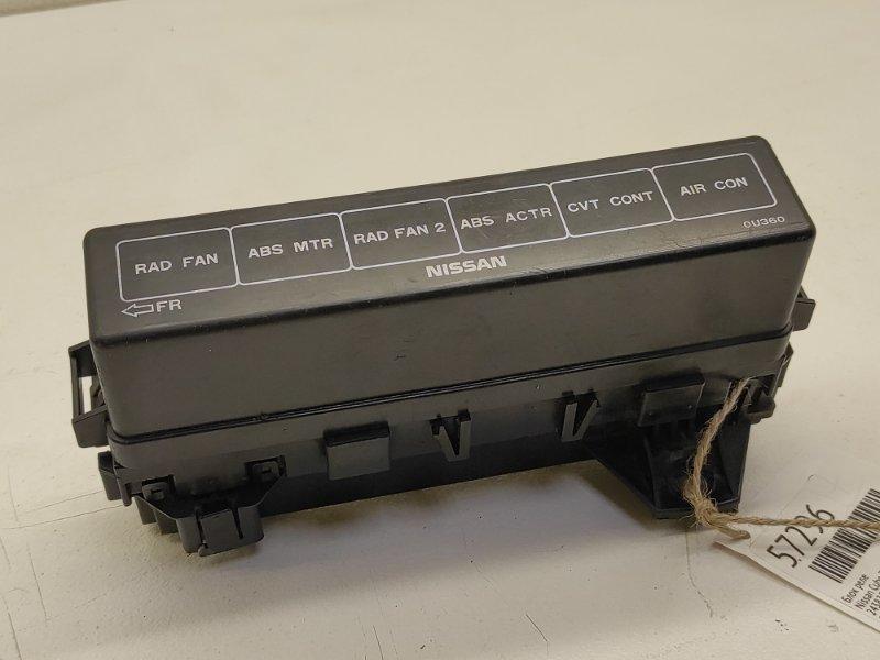Блок реле Nissan Cube Z10 CG13DE