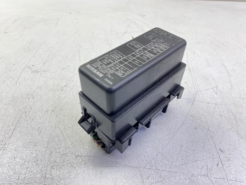 Блок предохранителей Nissan Sunny FB14 GA15DE